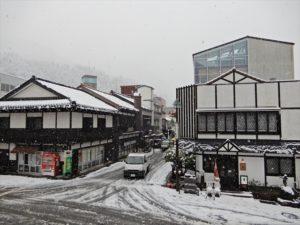 宇奈月温泉街