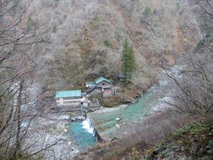 水源地からの景色