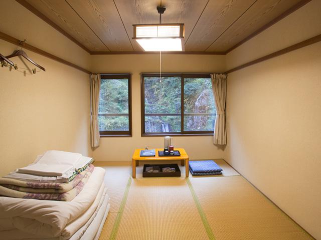 黒薙温泉旅館 客室