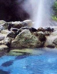 開湯から約150年の湯処のイメージ